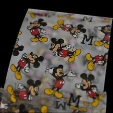 So Many Cute Mickey Mouse Nail Toe Art Transfer Foil Tips Decoration Sticker G52
