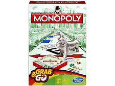 MONOPOLY GRAB & GO MOBILE GAME HASBRO GAMING NOVELTY TOY KIDS SKILL STRATEGY