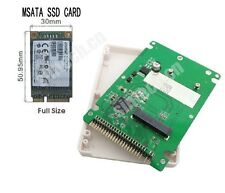 "SINTECH Mini SATA mSATA SSD to 44pin IDE adapter with case as 2.5"" HDD ST6008C"