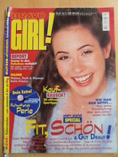 BRAVO GIRL 24 - 10.11. 1999 ** Mode Beauty Erotik Liebe Fotoroman Shoppen Poster