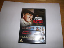 True Grit/The Sons Of Katie Elder/The Man Who Shot Liberty Valance (DVD,...