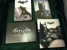 Batman: Arkham City/Origins Lot! Picture Book, Strategy Guide, Arkham City HC GN