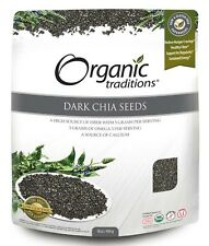 ORGANIC Tradition Chia seed whole food nutrition 454g 奇牙子 抗氧化 皮膚,頭髮 心臟疾病