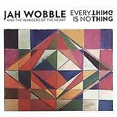 Jah Wobble - Everything Is No Thing (2016) CD NEW MINT SEALED