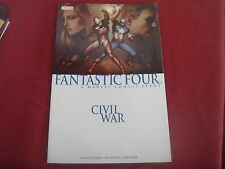 FANTASTIC FOUR - CIVIL WAR SC Graphic Novel TPB  Marvel Comics 2007