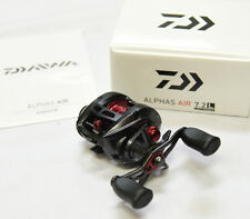 2016 NEW Daiwa ALPHAS AIR 7.2L (LEFT HANDLE) Bait Casting Reel  From Japan