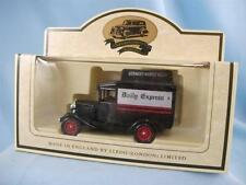 Promotional Diecast, 1934 Model A Ford van 'Daily Express' logo, LLEDO Days Gone