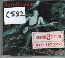 (CL213) Syndicate, Cinemascope - 1994 CD