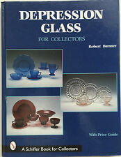 1998 Depression Glass for Collectors by Robert Brenner
