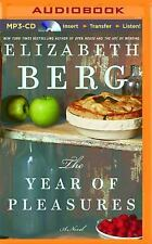 The Year of Pleasures by Elizabeth Berg (2015, MP3 CD, Unabridged)
