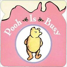 Pooh's Busy Day/wtp Rattle Tote I (Winnie-the-Pooh)-ExLibrary