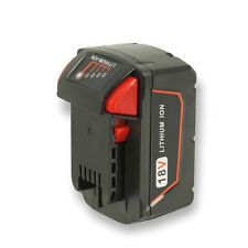 4.0 Ah Extend Battery For 18V Milwaukee 48-11-1840 M18BX XC 2601 Cordless Drill