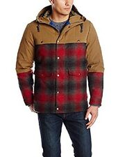 Nwt $345 Woolrich Men's The Mix-Up Wool Jacket Red Plaid size M
