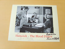 The Blood Donor Genuine Autographs - UACC / AFTAL.