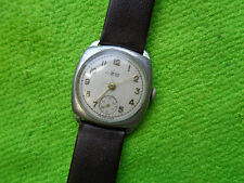 AVIA OLD VINTAGE TRENCH STYLE WATCH WORKING
