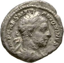 Ancient Rome 218- 222  AD ELAGABAL DENAR ROMA SHIELD VICTORY