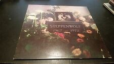 STEPPENWOLF  Rest In Peace 1967-1972 Vinyl Record LP - Rock - Dunhill - 1972
