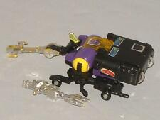"G1 TRANSFORMER INSECTICON BOMBSHELL COMPLETE LOT # 1 ""LOTS OF PICS/FLAWED"""
