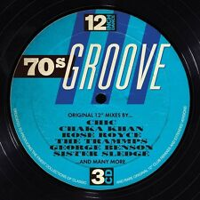 Various - 12 Inch Dance: 70s Groove [New CD] UK - Import