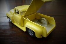 1 1950s Ford Pickup Truck Vintage Classic Metal F150 Carousel Yellow Car 18