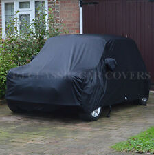 Classic Mini Luxury Satin with Fleece lining Indoor Car Cover