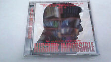 "ORIGINAL SOUNDTRACK ""MISSION IMPOSSIBLE"" CD 15 TRACKS BANDA SONORA BSO OST"