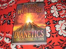 ron hubbard dianetics la forza del pensiero sul corpo come nuovo 2007