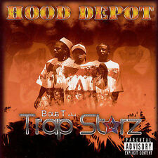 B Dub T a.k.a. Trap Starz Hood Depot CD w/ big b spyda t.e. young bings double b