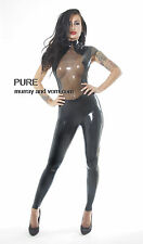 Pure by Murray and Vern rubber catsuit, goth latex gummi