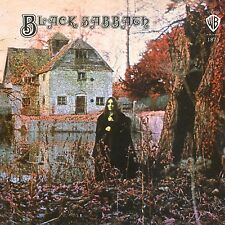 Black Sabbath debut album - NEW SEALED DELUXE EDITION 180g 2LP Gatefold