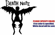 Vinyl Decal Sticker - Death Note Ryuk Car Truck Bumper Window Laptop JDM Fun 6""