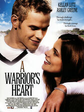 A WARRIOR'S HEART: Lacrosse Movie with Kellan Lutz, Ashley Greene, & Adam Beach
