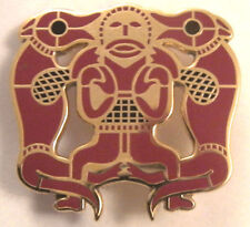 "SUTTON HOO ""TIW"" LAPEL BADGE - England, Anglo-Saxon, Pagan"