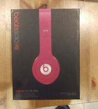 Genuine Beats by Dr. Dre Solo HD Headband Headphones - Purple