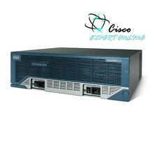 C3845-VSEC/K9 Cisco 3845 Router Dual Power w/ PVDM2-64, 1GB Flash 1GB Dram