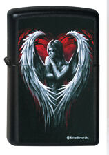 Zippo Angel's Heart Spiral Direct, Collection 2010, Gothic