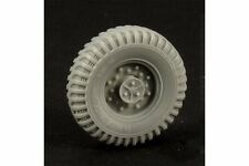 PANZER ART RE35-344 1/35 Road wheels for Chevrolet C15 AC (Dunlop)