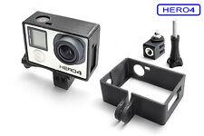 Frame Mount + Tripod Mount für GoPro HERO 4 Black Rahmen Zubehör Stativ Adapter