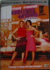 DVD ROUGE A LEVRES ET ARME A FEU - Minnie DRIVER / Mary McCORMACK