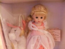 "Madame Alexander 8"" Wendy Doll,Little Bo Peep Nursery Rhyme Collection MIB new"