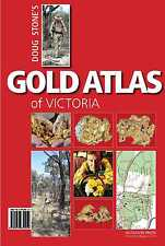Gold Atlas Of Victoria - Doug Stone - Metal Detecting