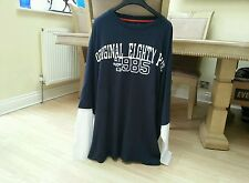 6 xl t shirt manches longues big man... lire description Kam, great. top