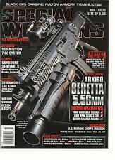 SPECIAL WEAPONS FOR MILITARY & POLICE,  JUNE,2011 ( WILSON COMBAT RECON 6.8 SPC