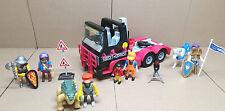 Playmobil Sunset Truck goldener Ritter Alien Dino... #498