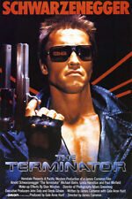 Terminator Movie Score [POSTER 61x91cm] I'LL BE BACK Arnold Schwarzenegger NEW