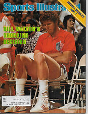 SPORTS ILLUSTRATED FEATURING BILL WALTON FROM AUGUST 21, 1978