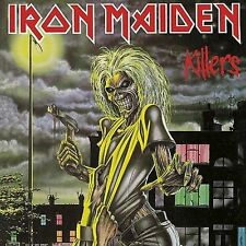 IRON MAIDEN-KILLERS (ENHANCED) CD NEW
