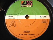 "BLACK OAK ARKANSAS - TAXMAN  7"" VINYL"