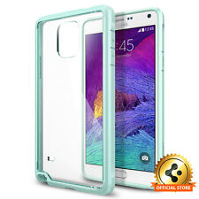 [Spigen Factory Outlet] Samsung Galaxy Note 4 Case Ultra Hybrid Mint (PET) Cover