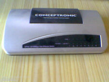 Conceptronic C100S8 Switch Fast Ethernet 8 puertos 10/100